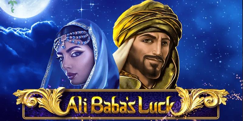 Ali Baba's LuckスロットレビューRTPや機能、ボーナスについて