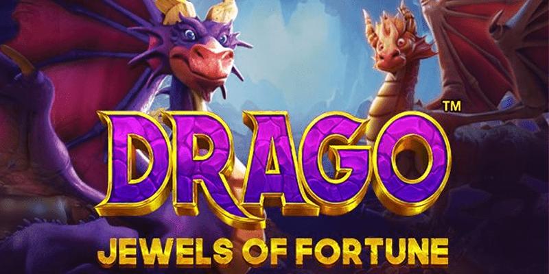 Drago Jewels Of FortuneスロットレビューRTPや機能、ボーナスについて