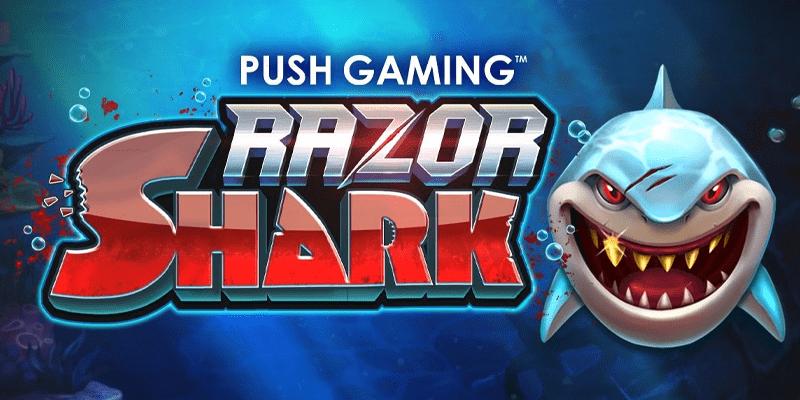 Razor SharkスロットレビューRTPや機能、ボーナスについて