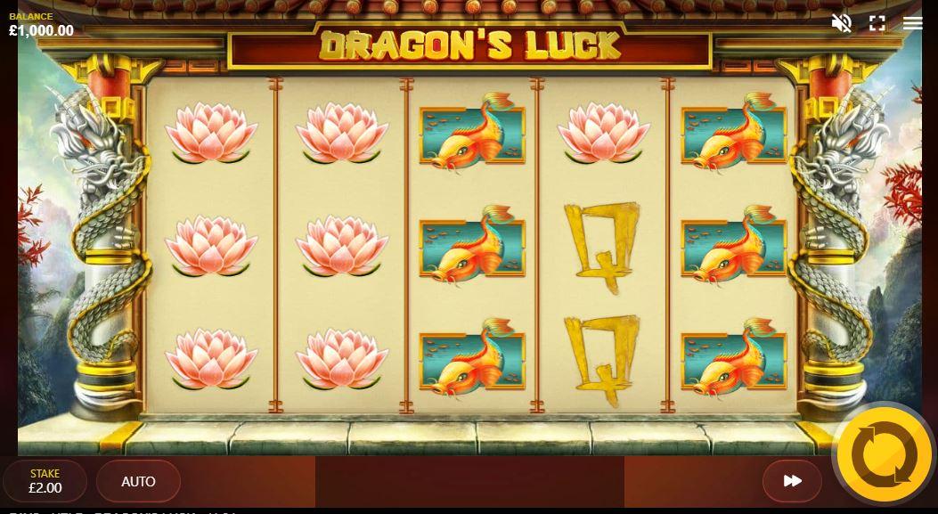 ドラゴンズ運ゲームプレイ