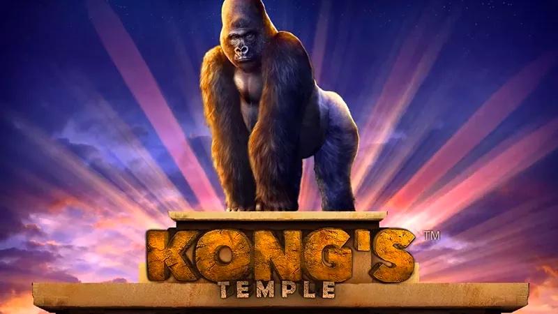 Kong's TempleスロットレビューRTPや機能、ボーナスについて