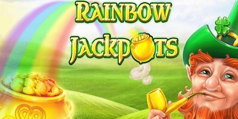 Rainbow JackpotsスロットレビューRTPや機能、ボーナスについて