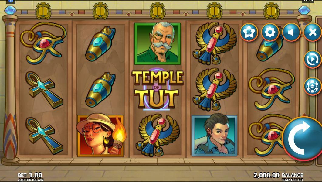 テンプル オブ タット ゲームプレイ