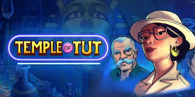 Temple of Tut スロットのレビュー – RTP、特徴、ボーナス