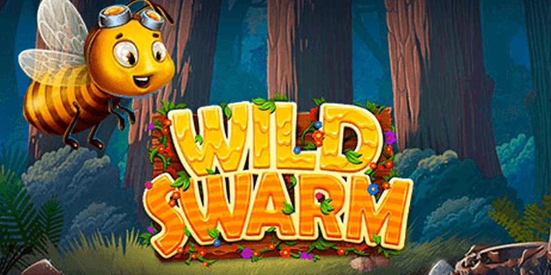 Wild SwarmスロットレビューRTPや機能、ボーナスについて
