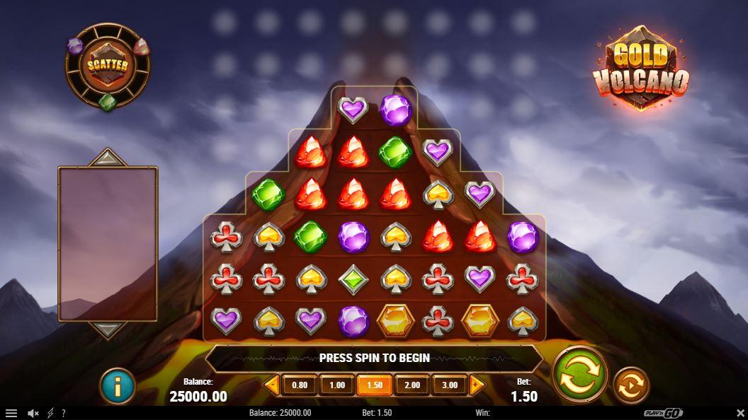 金火山ゲームプレイ
