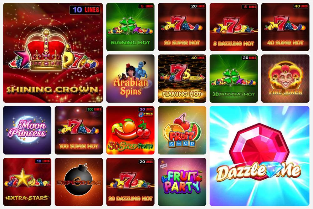 ネットベットカジノゲーム
