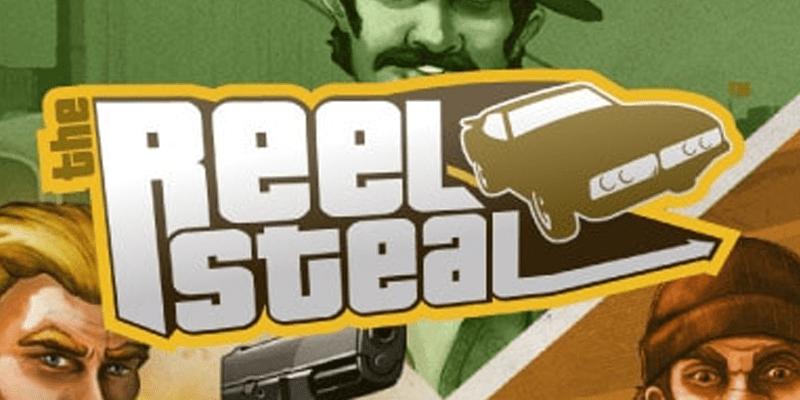 REEL STEAL(リールスティール)スロットレビューRTPや機能、ボーナスについて