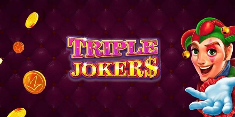 Triple Jokers(トリプルジョーカー)スロットレビューRTPや機能、ボーナスについて