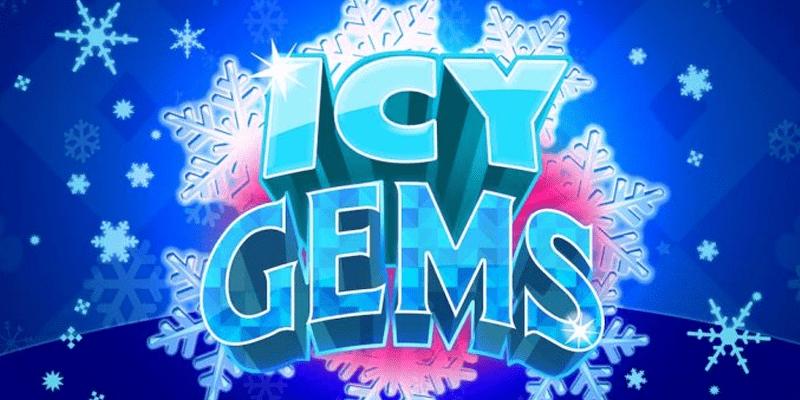 Icy Gems(アイシージェムズ)スロットレビューRTPや機能、ボーナスについて